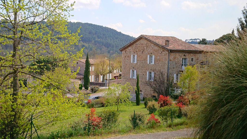 Commune du Parc Naturel Régional des Monts d'Ardèche